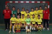 L'infantil B del FS Unión Llagostense, subcampió de la Supercopa de Catalunya