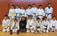 L'AE Karate-Judo guanya trenta medalles en la Copa de Catalunya de judo benjamí i aleví