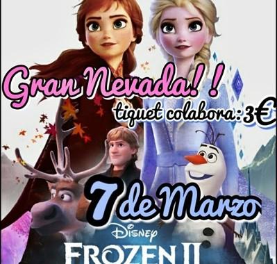 Els Saltats portaran dissabte un espectacle basat en la pel·lícula Frozen II