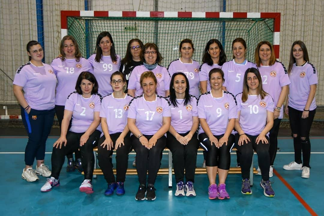 El Joventut Handbol se suma als actes del Dia Internacional de les Dones