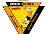 Derrota de l'HC Vallag contra el líder, el Banyoles B, (19-32)