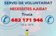 El nou Servei de voluntariat de l'Ajuntament ja està funcionant