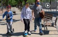 [Vídeo] Els menors de 14 anys tornen als carrers