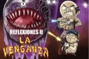José Ramón Vera publica un nou llibre amb il·lustracions de Roger Wilson, 'Reflexiones II: La venganza'