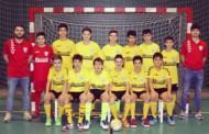 El FS Unión Llagostense acaba la temporada amb l'infantil A campió de la lliga