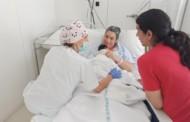 El primer nadó nascut a l'Hospital de Mollet després de l'emergència de la Covid-19 és de la Llagosta