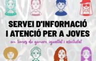 L'Ajuntament posa en marxa un servei d'informació i atenció per a joves en temes de gènere, igualtat i afectivitat