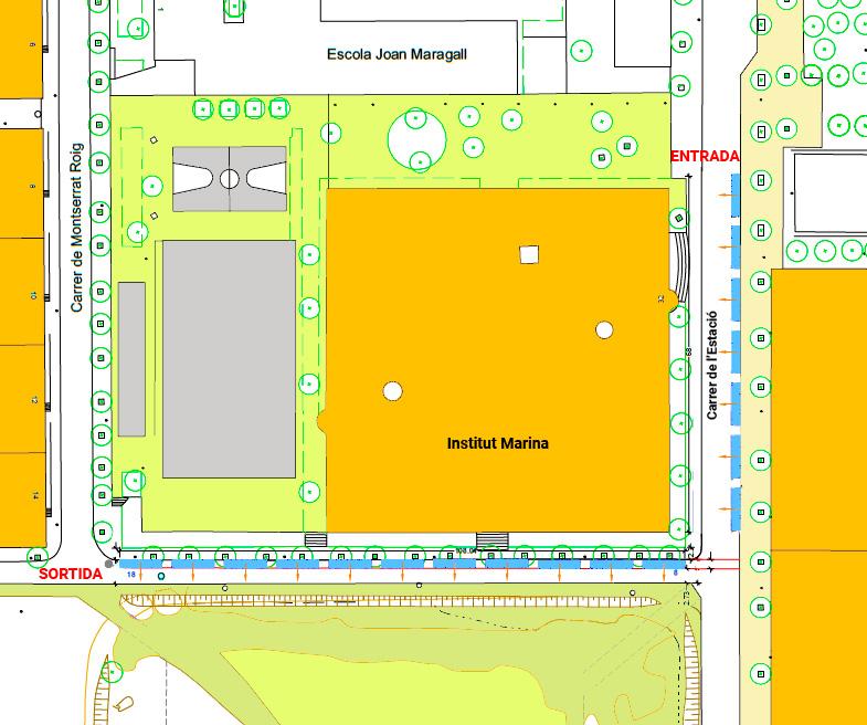L'Ajuntament i els paradistes arriben a un acord per a una nova ubicació del mercat ambulant