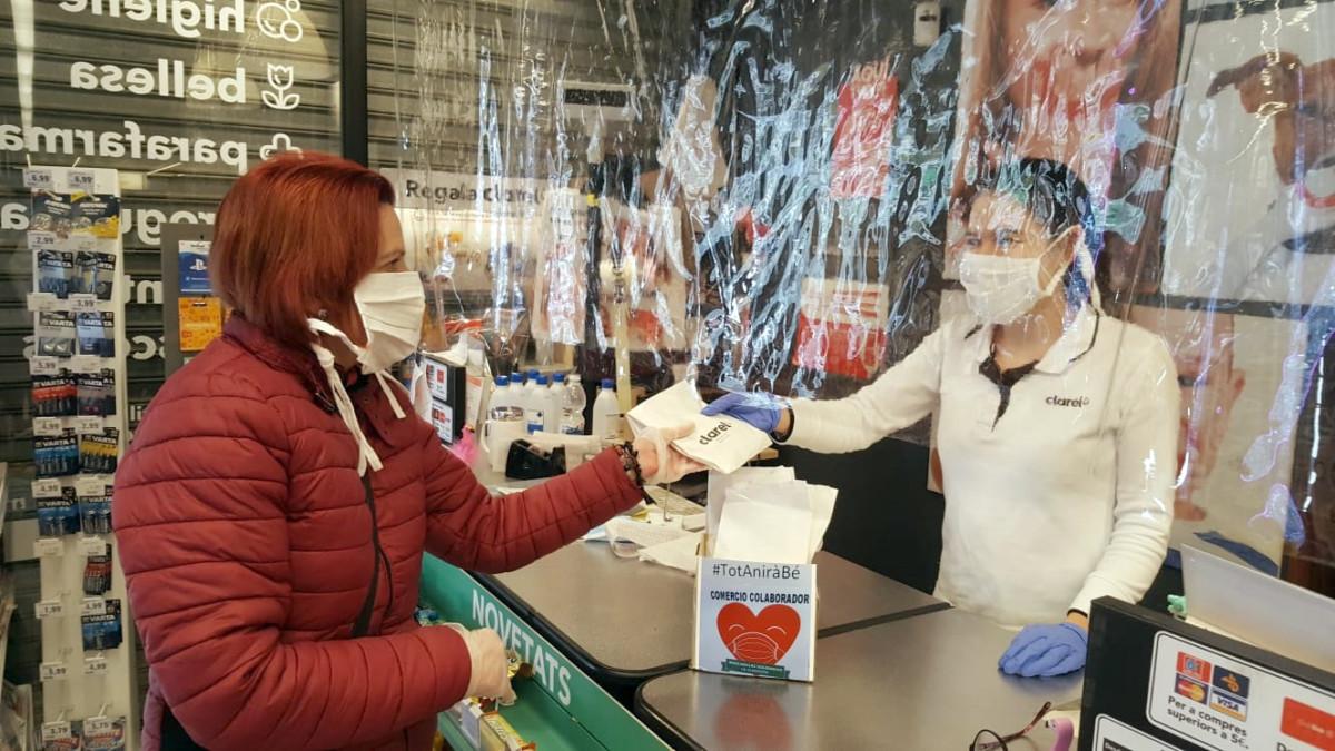 Mascarillas Solidarias confecciona més de 42.000 mascaretes
