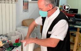 [Vídeo] Mascarillas Solidarias confecciona més de 42.000 mascaretes i 4.700 bates