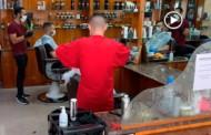 [Vídeo] Alguns comerços reobren a la Llagosta
