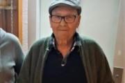 Mor Ramón Povea, expresident de la Peña Bética