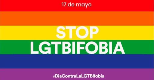 L'Ajuntament demana a la ciutadania que se sumi al Dia  Internacional contra l'LGTBIfòbia