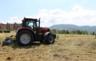 Desbrossament dels terrenys de Can Xiquet