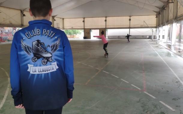 El Club Patí La Llagosta reprèn els entrenaments