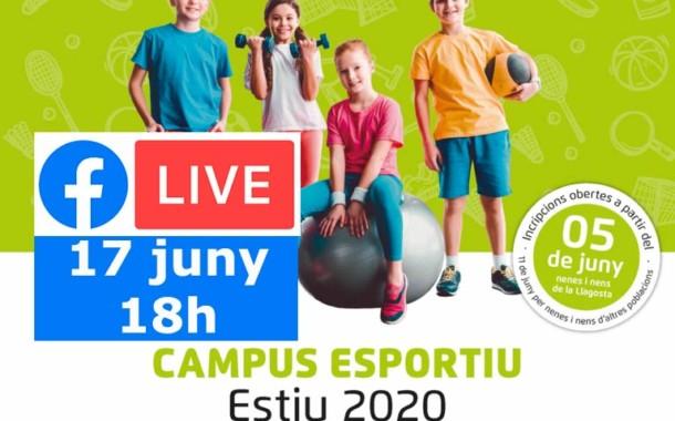 El CEM El Turó realitza avui un Facebook Live per explicar el funcionament del Campus