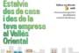 L'estalvi energètic, objectiu del seminari obert a empreses i ciutadania